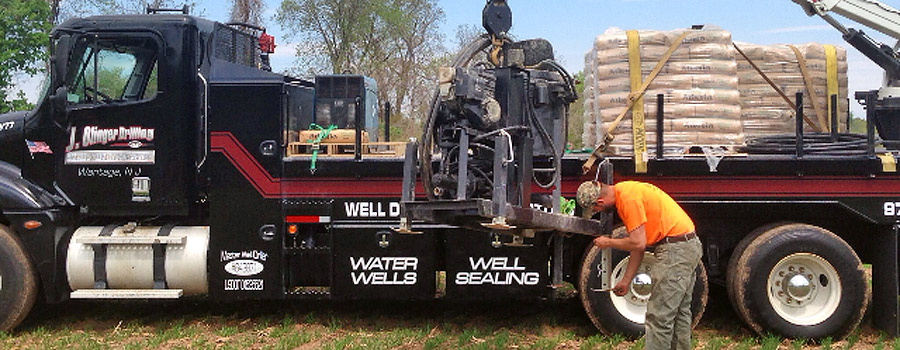 Environmental Well Drilling North Jersey